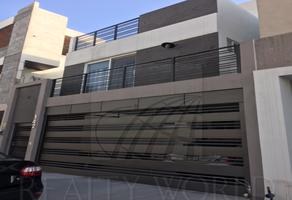 Foto de casa en venta en  , cerradas de anáhuac 1er sector, general escobedo, nuevo león, 10765901 No. 01