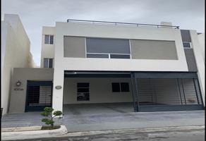 Foto de casa en renta en  , cerradas de anáhuac sector premier, general escobedo, nuevo león, 0 No. 01