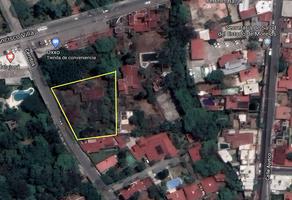 Foto de terreno habitacional en venta en cerritos 411, buenavista, cuernavaca, morelos, 8040325 No. 01