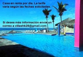 Foto de casa en renta en  , cerritos resort, mazatlán, sinaloa, 10021472 No. 01