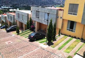 Foto de casa en condominio en venta en cerro colorado , san juan ixhuatepec, tlalnepantla de baz, méxico, 8305147 No. 01
