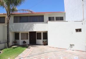 Foto de casa en renta en cerro del cubilete , jardines de la concepción 1a sección, aguascalientes, aguascalientes, 6797513 No. 01