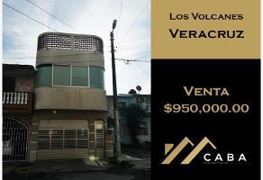 Foto de casa en venta en cerro gordo 868, los volcanes, veracruz, veracruz de ignacio de la llave, 0 No. 01