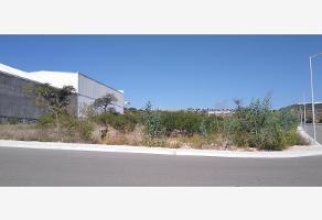 Foto de terreno industrial en venta en cerro prieto ., desarrollo habitacional zibata, el marqués, querétaro, 0 No. 01