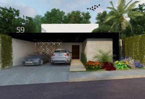 Foto de casa en venta en  , chablekal, mérida, yucatán, 13849211 No. 01