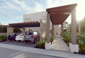 Foto de casa en venta en  , chablekal, mérida, yucatán, 14200902 No. 01