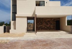 Foto de casa en venta en  , chablekal, mérida, yucatán, 14200910 No. 01