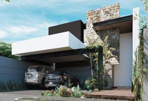 Foto de casa en venta en  , chablekal, mérida, yucatán, 15131054 No. 01