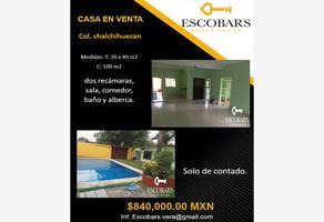 Foto de casa en venta en  , chalchihuecan, veracruz, veracruz de ignacio de la llave, 0 No. 01