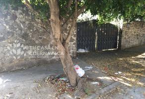 Foto de terreno habitacional en venta en chalma sur , lomas de atzingo, cuernavaca, morelos, 0 No. 01