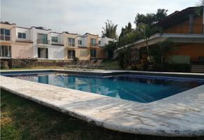 Foto de casa en condominio en renta en  , chamilpa, cuernavaca, morelos, 20547057 No. 01