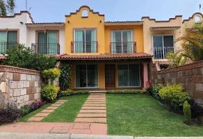 Foto de casa en venta en  , chamilpa, cuernavaca, morelos, 8921251 No. 01