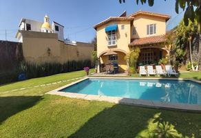 Foto de casa en renta en chamizal , insurgentes, cuernavaca, morelos, 15939134 No. 01