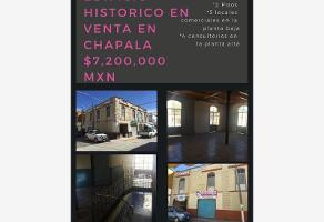Foto de edificio en venta en  , chapala centro, chapala, jalisco, 6500710 No. 01