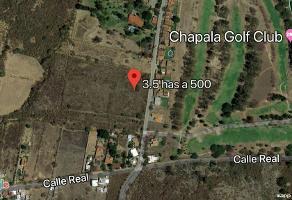 Foto de terreno habitacional en venta en chapala country club , chapala centro, chapala, jalisco, 6832058 No. 01