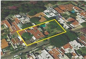 Foto de terreno habitacional en venta en  , chapalita, guadalajara, jalisco, 0 No. 01