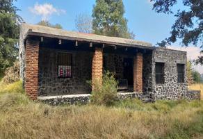 Foto de terreno habitacional en venta en chaparral 46 , rinconada las hadas, tlalpan, df / cdmx, 0 No. 01
