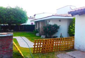 Foto de casa en venta en chapulines , club de golf tequisquiapan, tequisquiapan, querétaro, 16873578 No. 01
