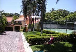Foto de casa en condominio en renta en  , chapultepec, cuernavaca, morelos, 0 No. 01