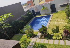 Foto de departamento en venta en  , chapultepec, cuernavaca, morelos, 20186492 No. 01