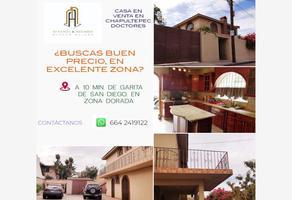 Foto de casa en venta en chapultepec doctores 1, lomas doctores (chapultepec doctores), tijuana, baja california, 0 No. 01