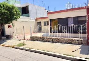 Foto de casa en venta en  , chapultepec, durango, durango, 5775857 No. 01