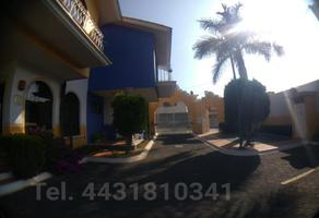 Foto de casa en renta en chapultepec morelia , las américas, morelia, michoacán de ocampo, 0 No. 01