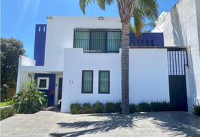 Foto de casa en venta en  , chapultepec norte, morelia, michoacán de ocampo, 16087992 No. 01