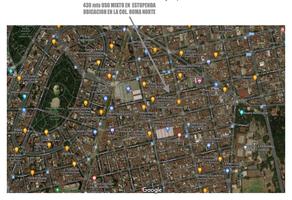 Foto de terreno comercial en venta en chiapas , roma norte, cuauhtémoc, df / cdmx, 17694016 No. 01