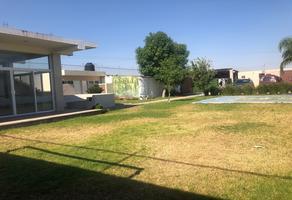Foto de terreno habitacional en venta en chicahuales ii , chicahuales i, jesús maría, aguascalientes, 15517754 No. 01
