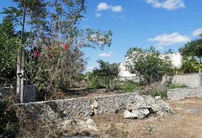 Foto de terreno habitacional en venta en  , chichi suárez, mérida, yucatán, 14109426 No. 01