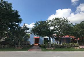Foto de casa en renta en  , chicxulub, chicxulub pueblo, yucatán, 17739202 No. 01