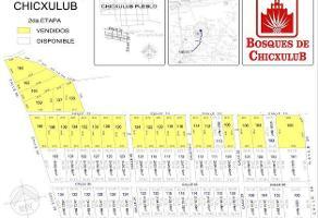 Foto de terreno comercial en venta en  , chicxulub, chicxulub pueblo, yucatán, 7927212 No. 01