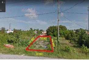 Foto de terreno comercial en renta en  , chicxulub puerto, progreso, yucatán, 10653290 No. 01