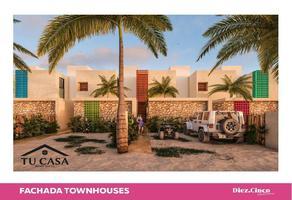 Foto de casa en venta en  , chicxulub puerto, progreso, yucatán, 14589493 No. 01