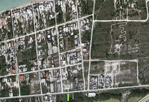 Foto de terreno comercial en venta en  , chicxulub puerto, progreso, yucatán, 19364162 No. 01