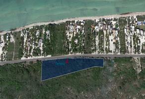 Foto de terreno habitacional en venta en  , chicxulub puerto, progreso, yucatán, 20175098 No. 01