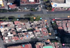 Foto de terreno habitacional en venta en chilpancingo , hipódromo, cuauhtémoc, df / cdmx, 0 No. 01