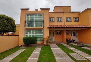 Foto de casa en venta en chimalhuacan 16, casa 41-a , la concepción, tultitlán, méxico, 0 No. 01