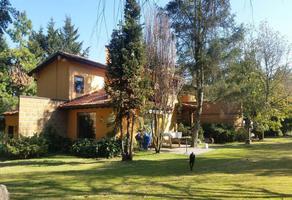 Foto de casa en venta en  , chimaliapan, ocoyoacac, méxico, 0 No. 01