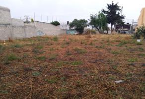 Foto de terreno habitacional en venta en chimalpopoca 104, san cristóbal huichochitlán, toluca, méxico, 15188659 No. 01