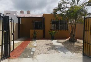 Foto de casa en renta en chinchorro 1, mahahual, othón p. blanco, quintana roo, 0 No. 01