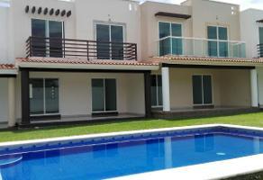 Foto de casa en venta en  , las fuentes, jiutepec, morelos, 16300931 No. 01