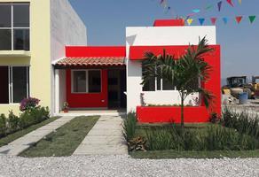 Foto de casa en venta en  , vicente guerrero, zacatepec, morelos, 14100897 No. 01