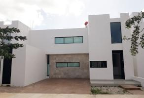 Foto de casa en renta en  , cholul, mérida, yucatán, 11616828 No. 01