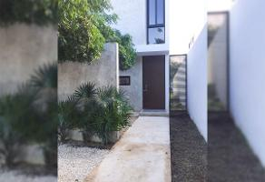 Foto de casa en renta en  , cholul, mérida, yucatán, 13496031 No. 01