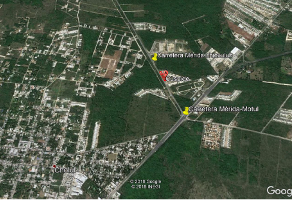 Foto de terreno comercial en venta en  , cholul, mérida, yucatán, 14232022 No. 01