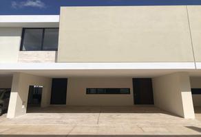 Foto de casa en renta en  , cholul, mérida, yucatán, 14365431 No. 01