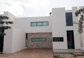 Foto de casa en renta en  , cholul, mérida, yucatán, 15141427 No. 01