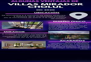 Foto de rancho en venta en  , cholul, mérida, yucatán, 17746845 No. 01